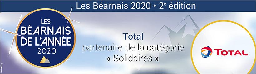 """Total partenaire de  la catégorie """" Solidaires """""""