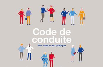 Code de conduite - Nos valeurs en pratique