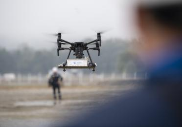 Transportation drone