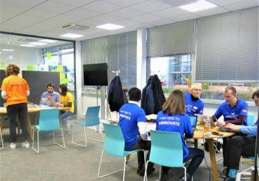 Innovating with local partners