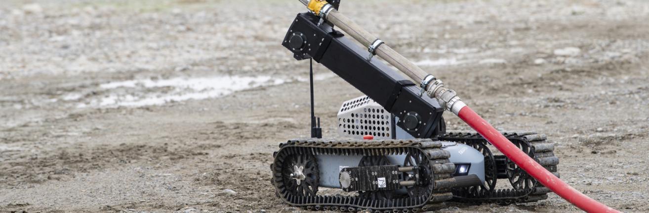 Argos, le robot pétrolier de demain.