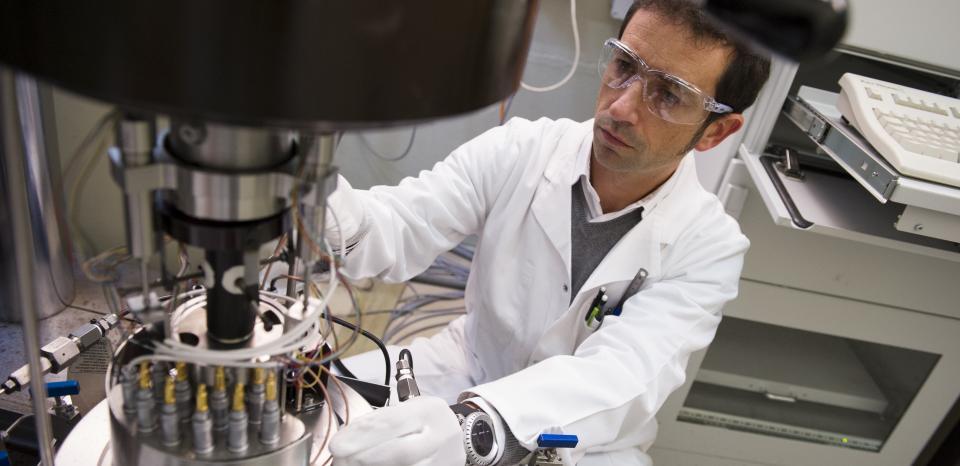 Geomechanics laboratory Edmond POYOL & Pierre BARLET